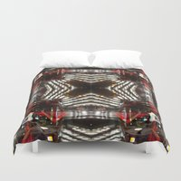 architect Duvet Covers featuring architect of the night. by DanielleYagodich