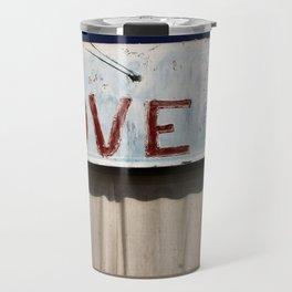 Love All People Travel Mug