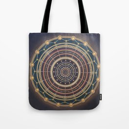 GROUNDING CONNECTION Tote Bag