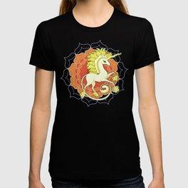 Vendel Unicorn - the sun T-shirt