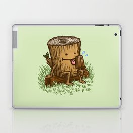The Popsicle Log Laptop & iPad Skin
