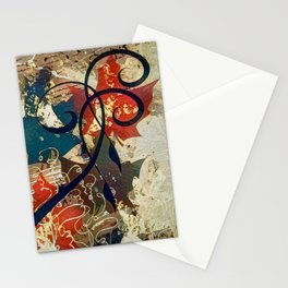 Winds of Change Stationery Cards
