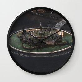 Nobody in Rome? Wall Clock
