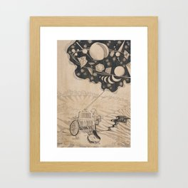 Creator Is Nobody : The Factory Framed Art Print