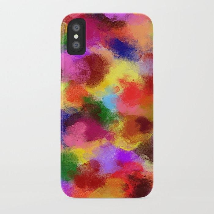 Taste the Rainbow iPhone Case