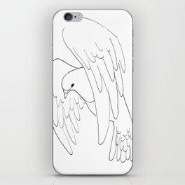 Dove iPhone Skin