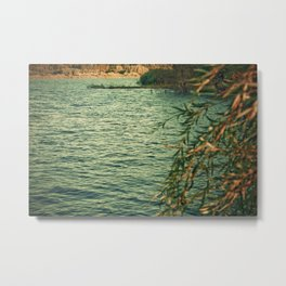 NATURAL PURITY Metal Print