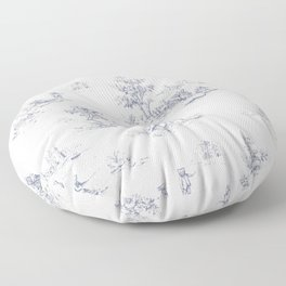 Animal Jouy Floor Pillow
