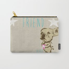 Charley - Friend of Lelu Carry-All Pouch