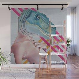 Queer Dinosaur Wall Mural
