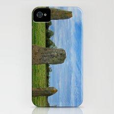 Ballymeanoch Standing Stones - Scotland iPhone (4, 4s) Slim Case