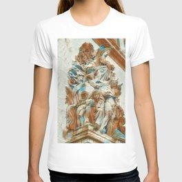 Sculpture - Paris France - Arc de Triomphe T-shirt