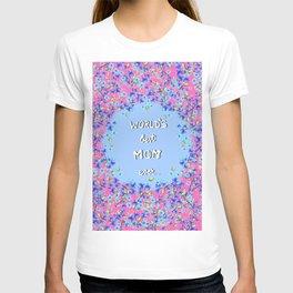 Worlds best Mom ever T-shirt