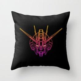 Gundam Strike Freedom Throw Pillow