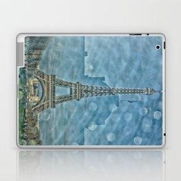 Tour Eiffel reflet Laptop & iPad Skin