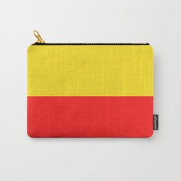 Banana & Watermelon Red Carry-All Pouch