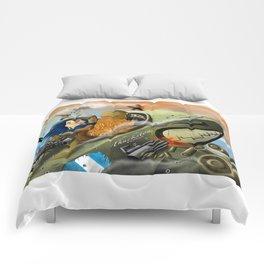 Bad Girls Comforters