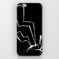 flash iPhone & iPod Skins featuring Flash! by Iotara