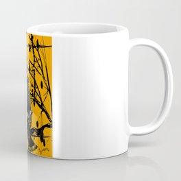 Mixed Media Art Coffee Mug