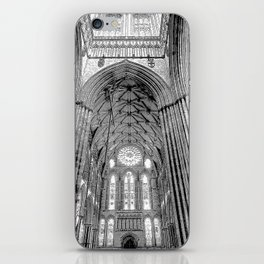 York Minster Art Sketch iPhone Skin