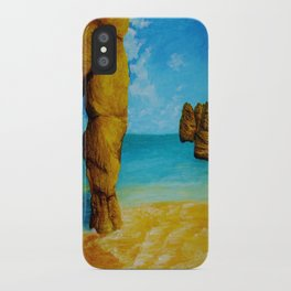 Beach 1 iPhone Case