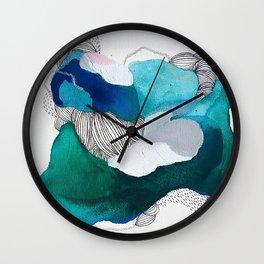 When it rains it pours Wall Clock
