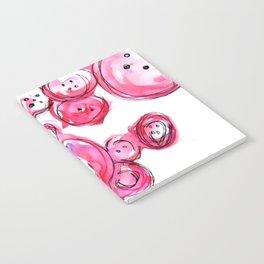 Buttons Notebook