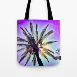 I've Got Paradise in the Palm of My Hand Tote Bag