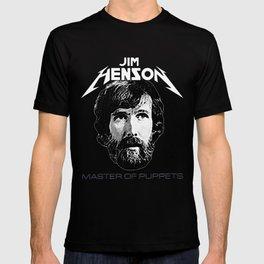 ORIGINAL Jim Henson Master of Puppets T-shirt