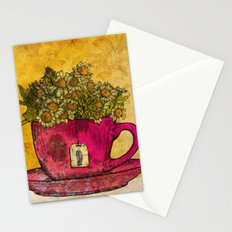 Camomile II Stationery Cards