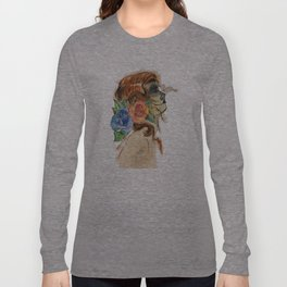 Sprited Long Sleeve T-shirt