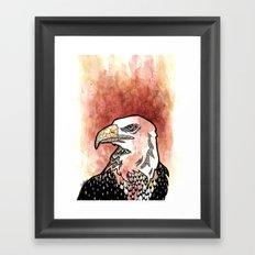 Bold Bird Framed Art Print