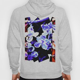 Blossoms In Square Colors Hoody