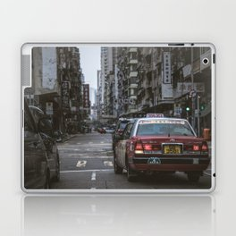 Hong Kong Street Laptop & iPad Skin