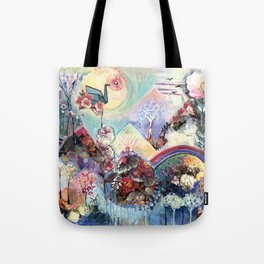 Flourishland Tote Bag