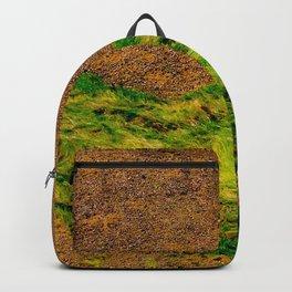 Volcanic heart Backpack