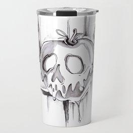Poison Inktober Drawing Travel Mug