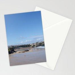 Cornwall Beach Photo 1735 Newquay Stationery Cards