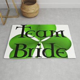 Team Bride Celtic Rug