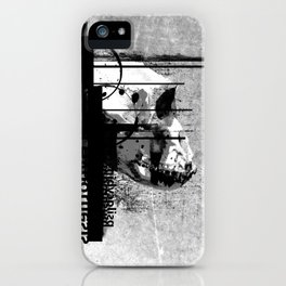 Evolution of Cognition iPhone Case