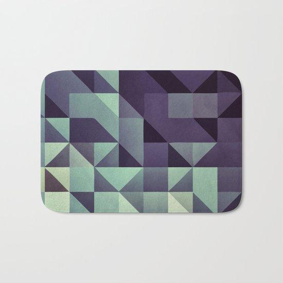 :: geometric maze :: Bath Mat