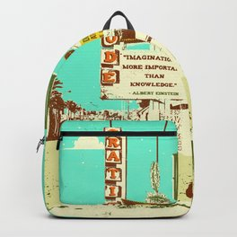 EVERYTHING IS ENERGY Backpack