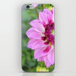 Marquette Pink Flower iPhone Skin