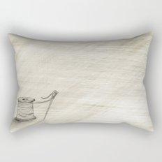 Sewing Time Rectangular Pillow