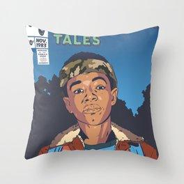 Stranger Tales Comics #02 Throw Pillow