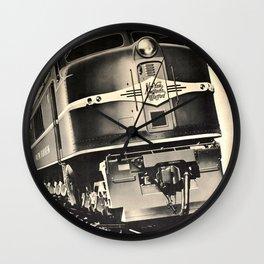 Electric Power Wall Clock