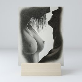Fondness Mini Art Print