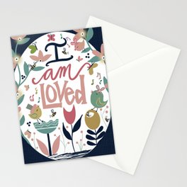 I Am Loved by Lori Perez Stationery Cards