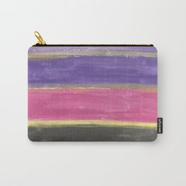 Be Bold Brushstrokes Carry-All Pouch