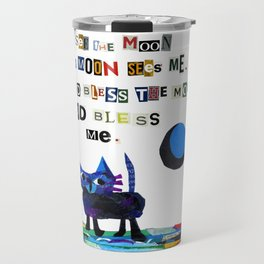 I see the moon nursery rhyme Travel Mug